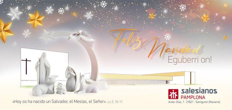 Feliz Navidad-Eguberri on