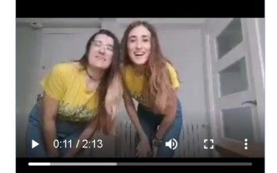 VÍDEO de BIENVENIDA DE LOS MONITORES DE ANTITELE