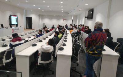 Visitas virtuales a la UPNA. Bachillerato de 1º y 2º