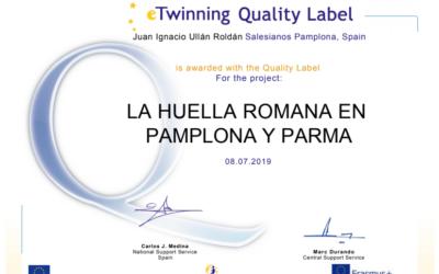 Concedidos sellos de calidad nacional a 30 docentes navarros por sus proyectos eTwinning