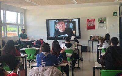ESO y Bachillerato participan en la primera Jornada Virtual de Orientación Universitaria