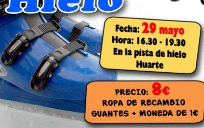 PISTA DE HIELO -Sábado 29 de mayo – FORMULARIO DE INSCRIPCIÓN