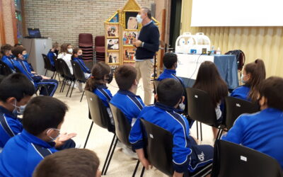 Fotonoticia: Presentación del proyecto Cunas Climáticas en el Colegio Santa Luisa de Marillac